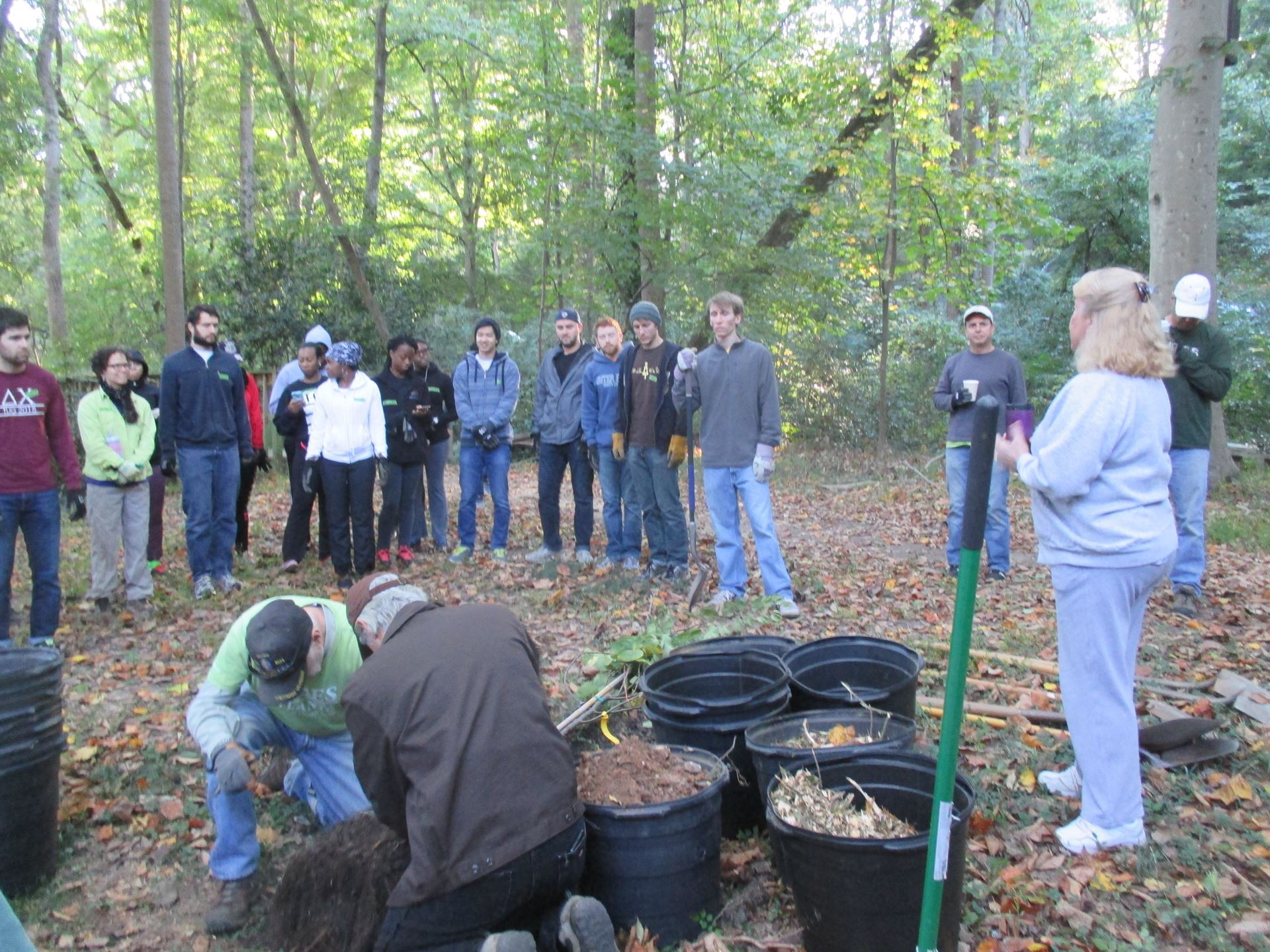 druid hills civic association home on saturday 22nd our neighborhood had a wildly successful trees atlanta tree planting in divisions 1 and 4 so many trees were requested by these